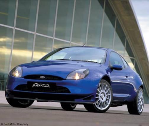 Ford Puma Czech - Ford Puma Racing - Technické specifikace 309342a6c3